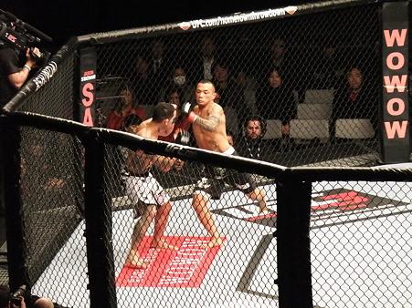 "UFC 144 山本""KID""徳郁vsヴァウアン・リー (1)"