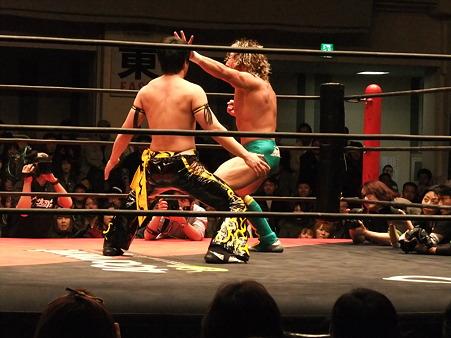DDTプロレス 後楽園ホール 20110327 (31)