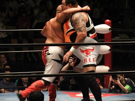 全日本プロレス 後楽園ホール 20110712 (12)