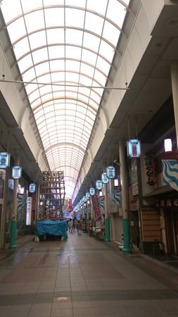 2015年 博多祇園山笠 飾り山笠 建設中 写真画像 (7)