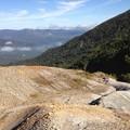 Photos: 振り返ると八幡平の山々。