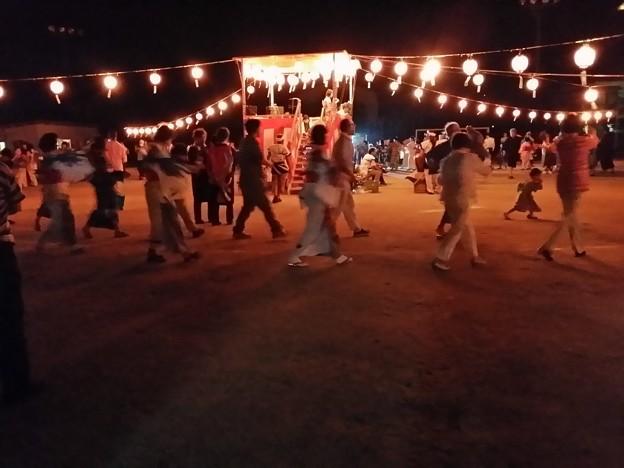 新仏供養盆踊り