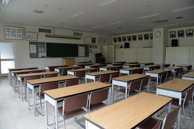 相撲教習所の教室