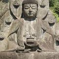 写真: 日本寺薬師如来