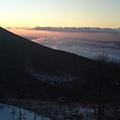Photos: おはよう!朝7時頃。標高2...