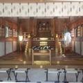 大谷地神社 内部