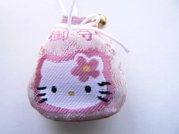 白石神社キティーちゃんのお守り¥800P1020243
