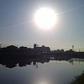 太陽が2つ