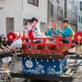 Photos: 飛沫