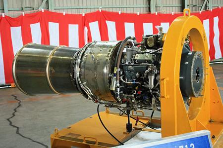 CH-47J エンジン T55-K(L)-712 IMG_1886_2