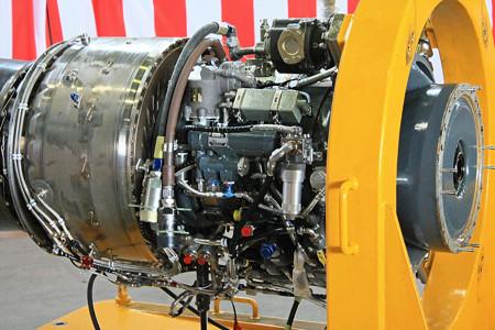 CH-47J エンジン T55-K(L)-712 IMG_1885_2