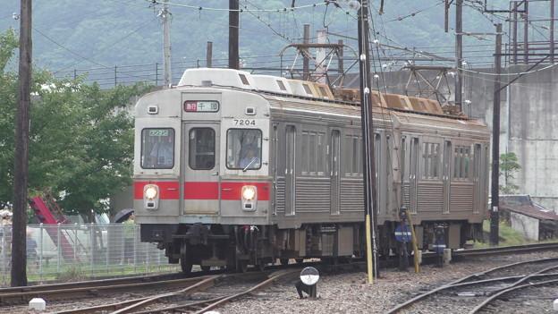 Photos: 大井川7200系