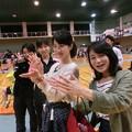 写真: 0018お久しぶりのメグさんとワダリさん