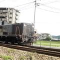 Photos: DE 10 1753 機関車通過