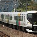 Photos: 3016M E257系長モトM-107編成 9両
