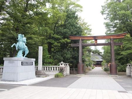象山神社 (3)