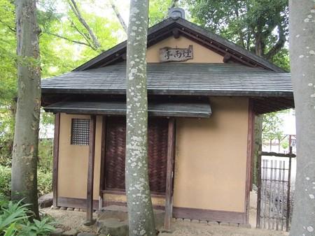 象山神社 煙雨亭