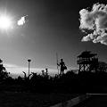 Photos: 北風と太陽