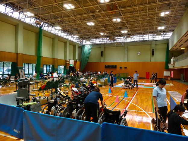 平成27年度 第16回 福祉機器展示 体験会 広島市心身障害者福祉センター 広島市東区光町2丁目