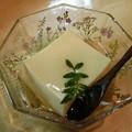Photos: 卵豆腐
