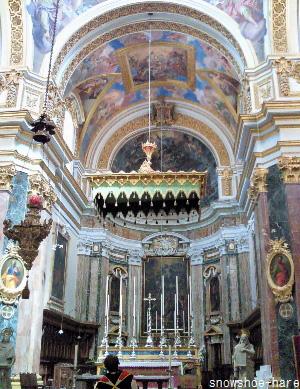 大聖堂・祭壇