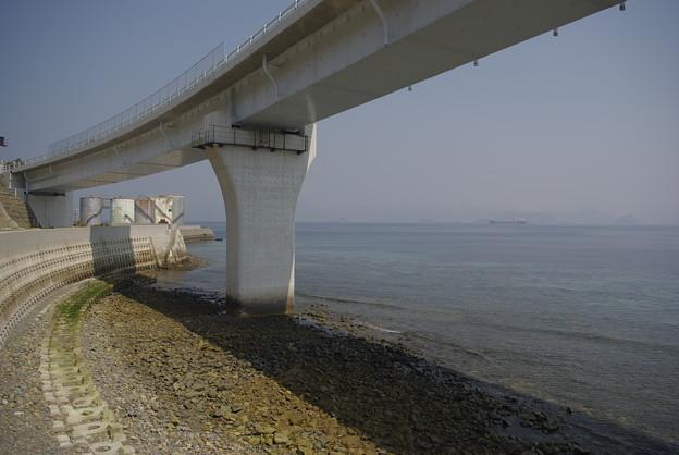 長崎市内方向
