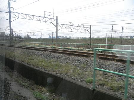 快速エアポート成田の車窓31