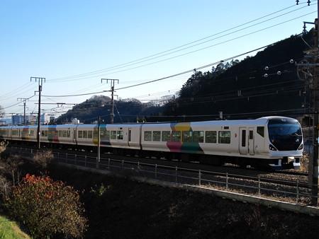 E257系中央本線(高尾界隈)1