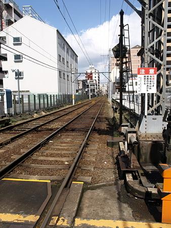 阪堺線(南霞町駅界隈)1