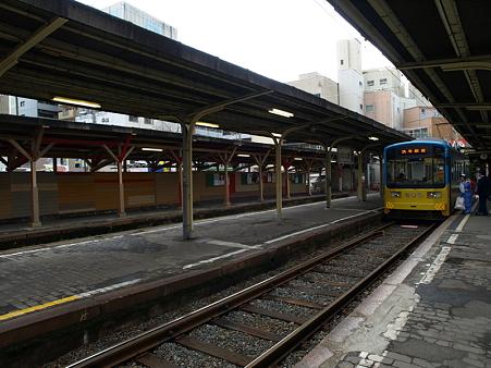 恵美須町駅構内9
