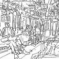 写真: 車内(谷町線1 #sket...