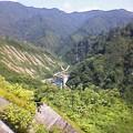 Photos: 奥只見ダム下流