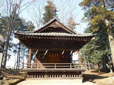 藤岡神社 (天慶3年創立)