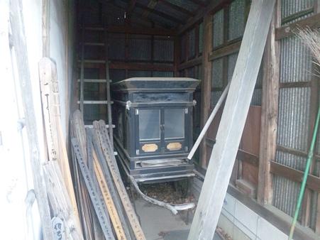 昭和初期まで使われていた霊柩車