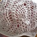 Photos: パイナップル編みで春のベレー 3