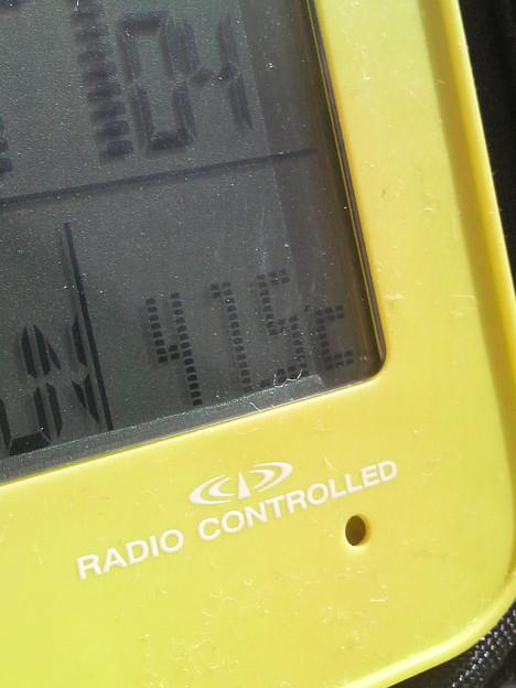 只今の気温(網戸開けた場合):41.5℃\(^o^)/