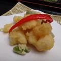 写真: 15 ゆり根の天ぷら (1)