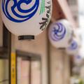 Photos: 提灯@桶川駅前