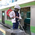 Photos: 2011.09.28 浜松町駅 小便小僧