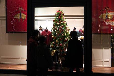 2011.11.27 丸の内仲通り クリスマスツリー
