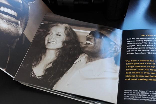 2015.07.15 机 Genius Loves Company Ray Charles