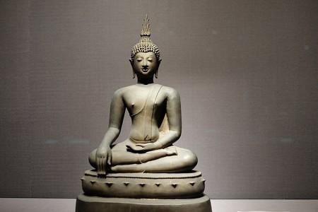 2015.08.15 東京国立博物館 釋如来坐像 タイ TC-96
