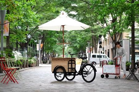 2015.09.14 丸の内仲通り Marunouchi Urban Terrace