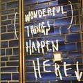 WONDERFUL THINGS HAPPEN HERE!!
