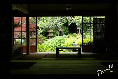 浄智寺にて・・2