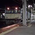 写真: CA13s-急行だいせん、米子駅