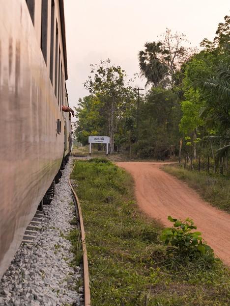 Photos: クローンヤン停車場 Khlong Yan、タイ国鉄