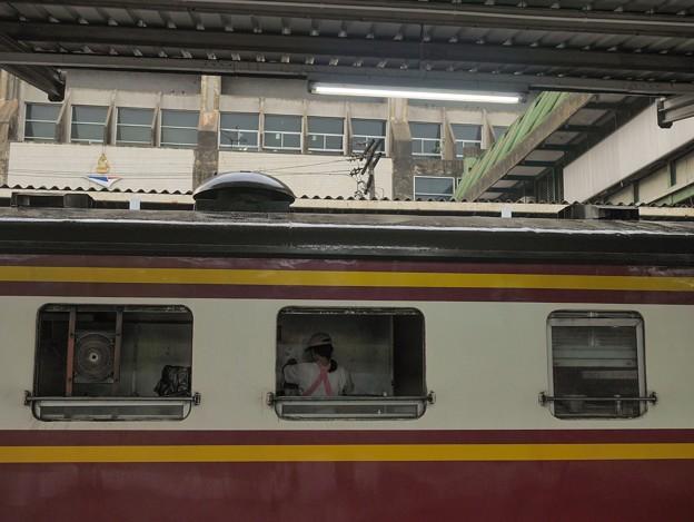 BRC.1018、Hua Lamphong、タイ国鉄