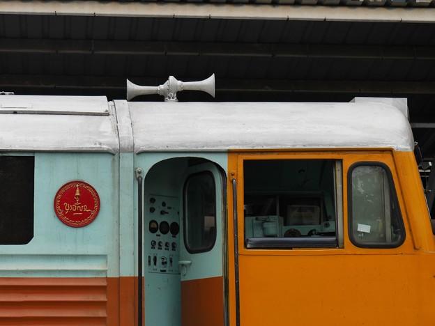 GE.4018、Hua Lamphong、タイ国鉄