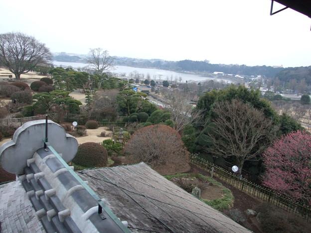 好文亭からの眺め